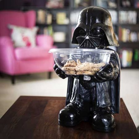 Darth Vader Naschi Halter