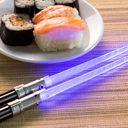 Star Wars Esstäbchen verschenken