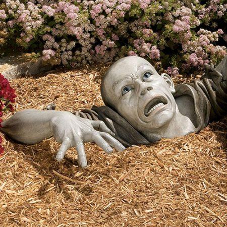 Zombie Gartenzwerg