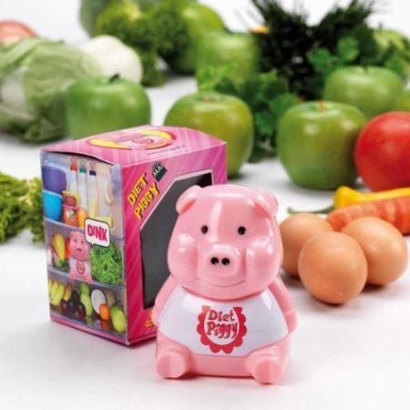 Kühlschrank Schwein grunzt beim Tür öffnen