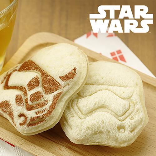Star Wars Ausstecher für Sandwiches, Butterbrot & Co