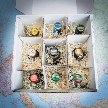 Bier Geschenkbox
