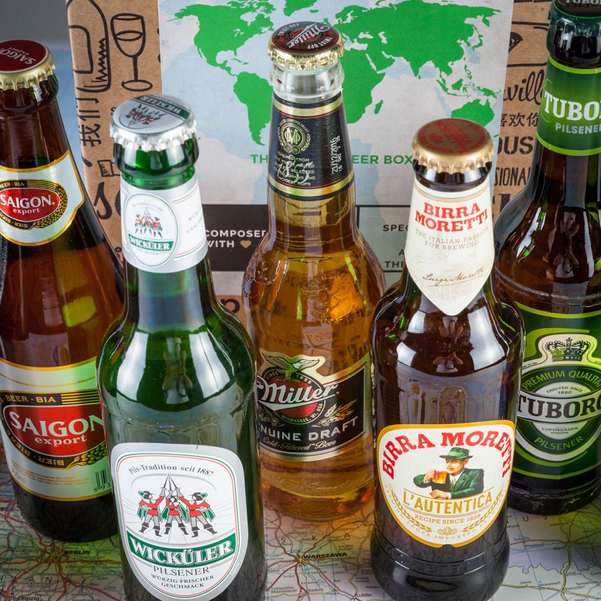 Bier-Set zum verschenken