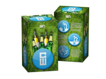 Kühltasche ohne Strom & Akku - Geschenk für Gartenfreunde
