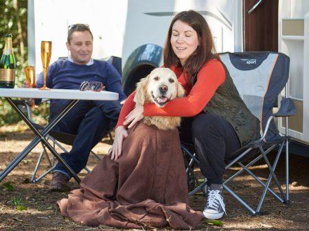 Geschenk für Hundebesitzer: Trocken-Sack