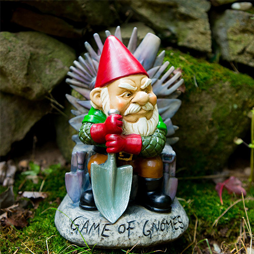 Game of Thrones Gartenzwerg