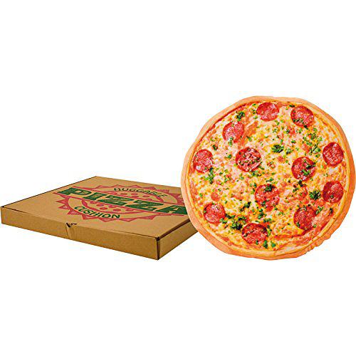 Pizza Kissen Geschenk für Freunde