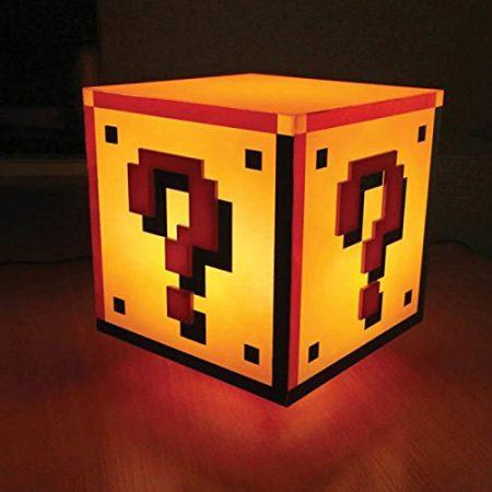 Super Mario Lampe Geschenk für Spieler