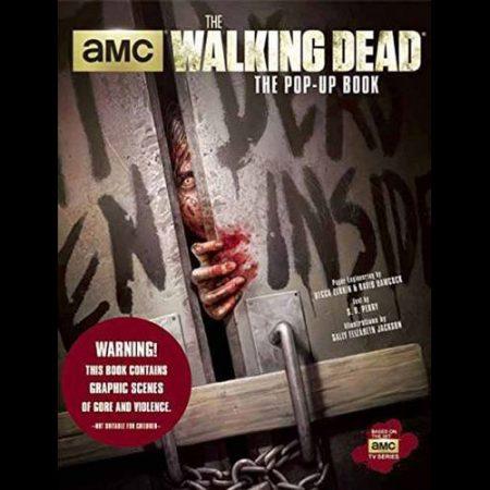 The Walking Dead Geschenk Pop Up Buch