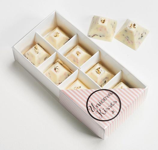 Geschenk für Naschkatzen mit Geschmack: Einhorn Süßigkeiten