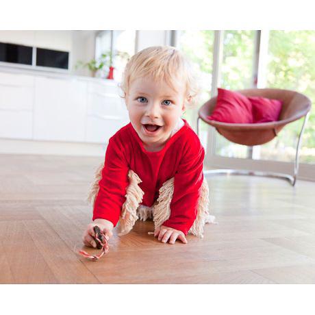 Wischmob Baby Strampler - das perfekte Geschenk für junge Eltern