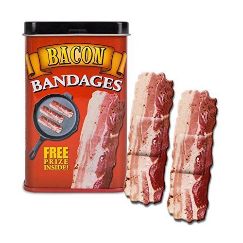 Speck Pflaster als Geschenk für Bacon Liebhaber