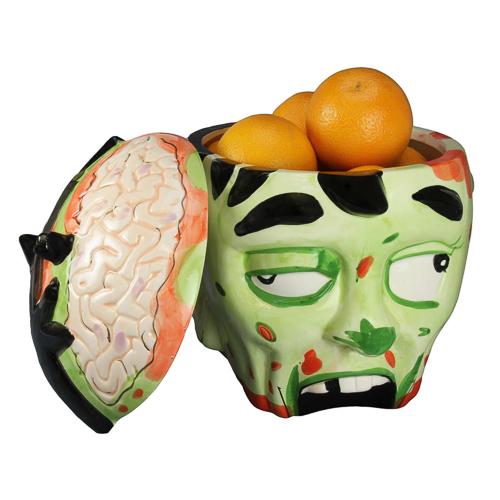 Keksdose Zombie
