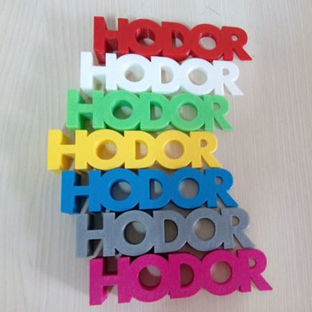 Game of Thrones Hodor Türstopper