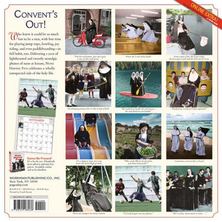 Nuns Having Fun Kalender 2017
