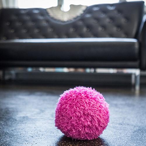 Mop Ball Staubball Mini Roboter automatischer Staubsauger