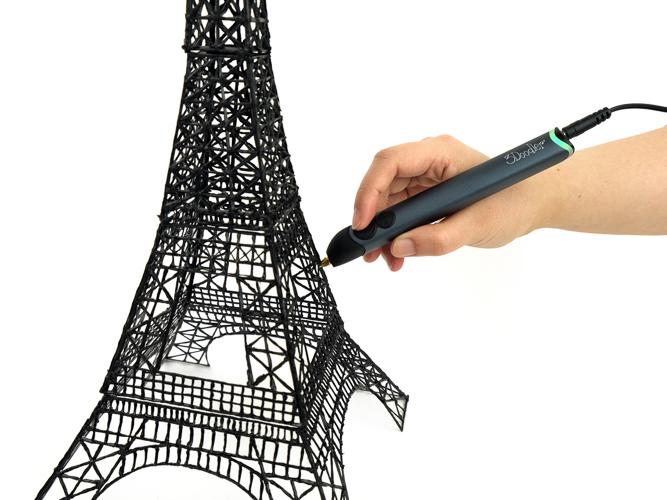 3D Doodler Modellierstift für 3D Zeichnungen