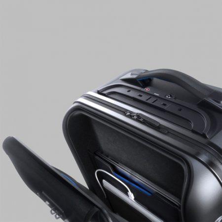 Koffer mit GPS für die Reise - nie wieder den Koffer verlieren