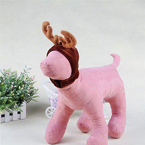 geeignet für Katzen und Hunde - Hundekostüm zu Weihnachten & Katzenkostüm zu Weihnachten