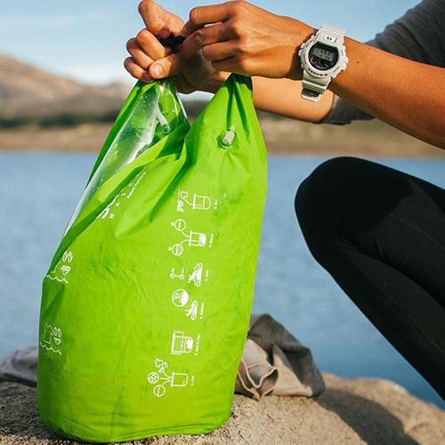 Waschsack für die Reise - Scrubba Wash Bag