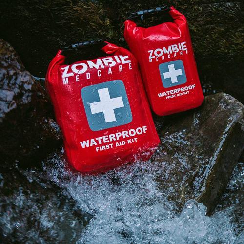 Zombie Survival Kit - Medcare für die Zombie Apokalypse