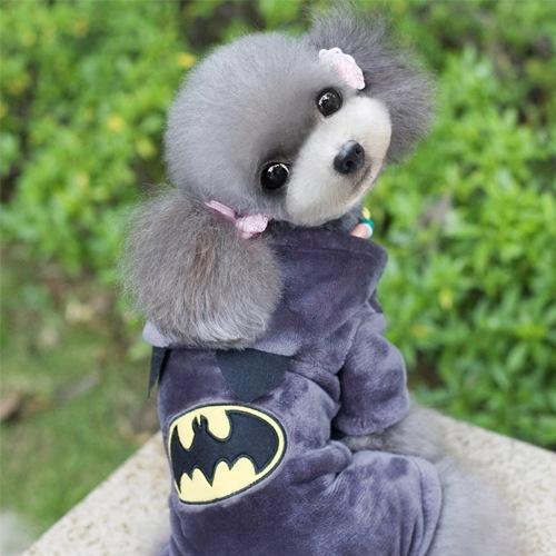 Hundekostüm Batman - Geschenke für Hundebesitzer