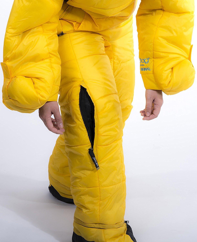 Schlafsack Anzug SelkBag